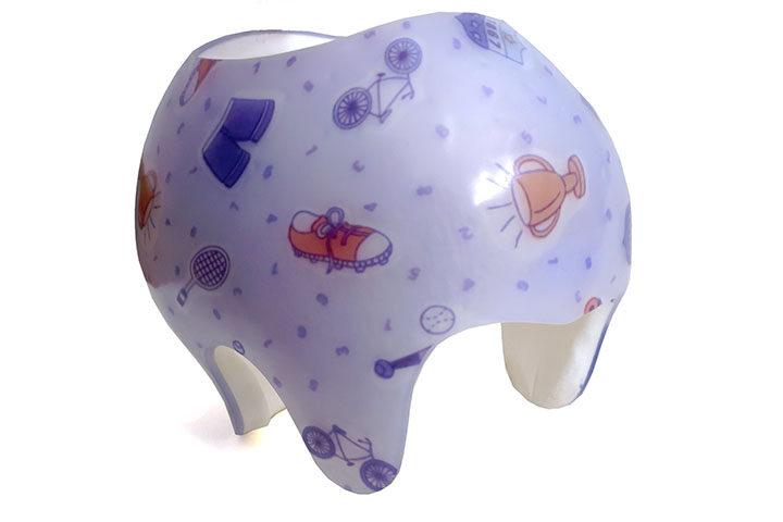 casco plagiocefalia deportivo