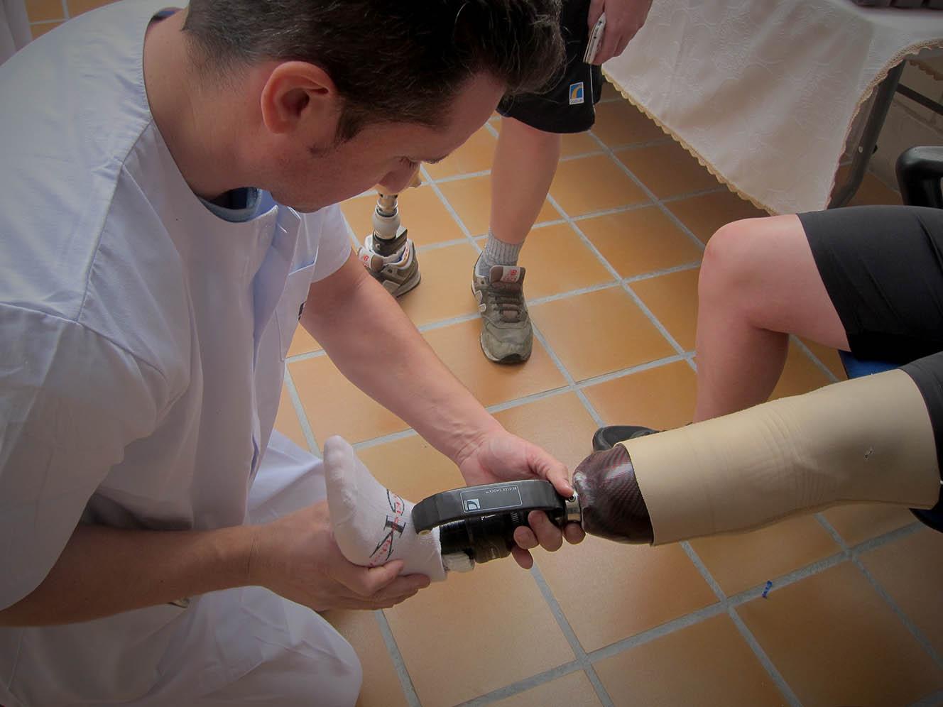 equipo tecnico ortosur ortopedia